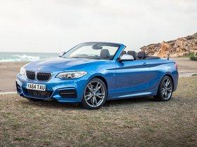 Ver foto 2 de BMW M235i Cabrio F23 UK 2015