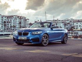 Fotos de BMW M235i Cabrio F23 UK 2015
