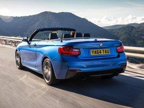 Ver foto 10 de BMW M235i Cabrio F23 UK 2015