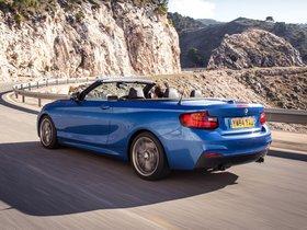 Ver foto 9 de BMW M235i Cabrio F23 UK 2015