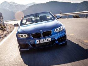 Ver foto 8 de BMW M235i Cabrio F23 UK 2015