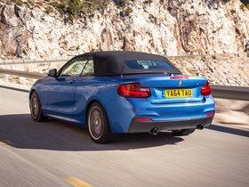 Ver foto 7 de BMW M235i Cabrio F23 UK 2015