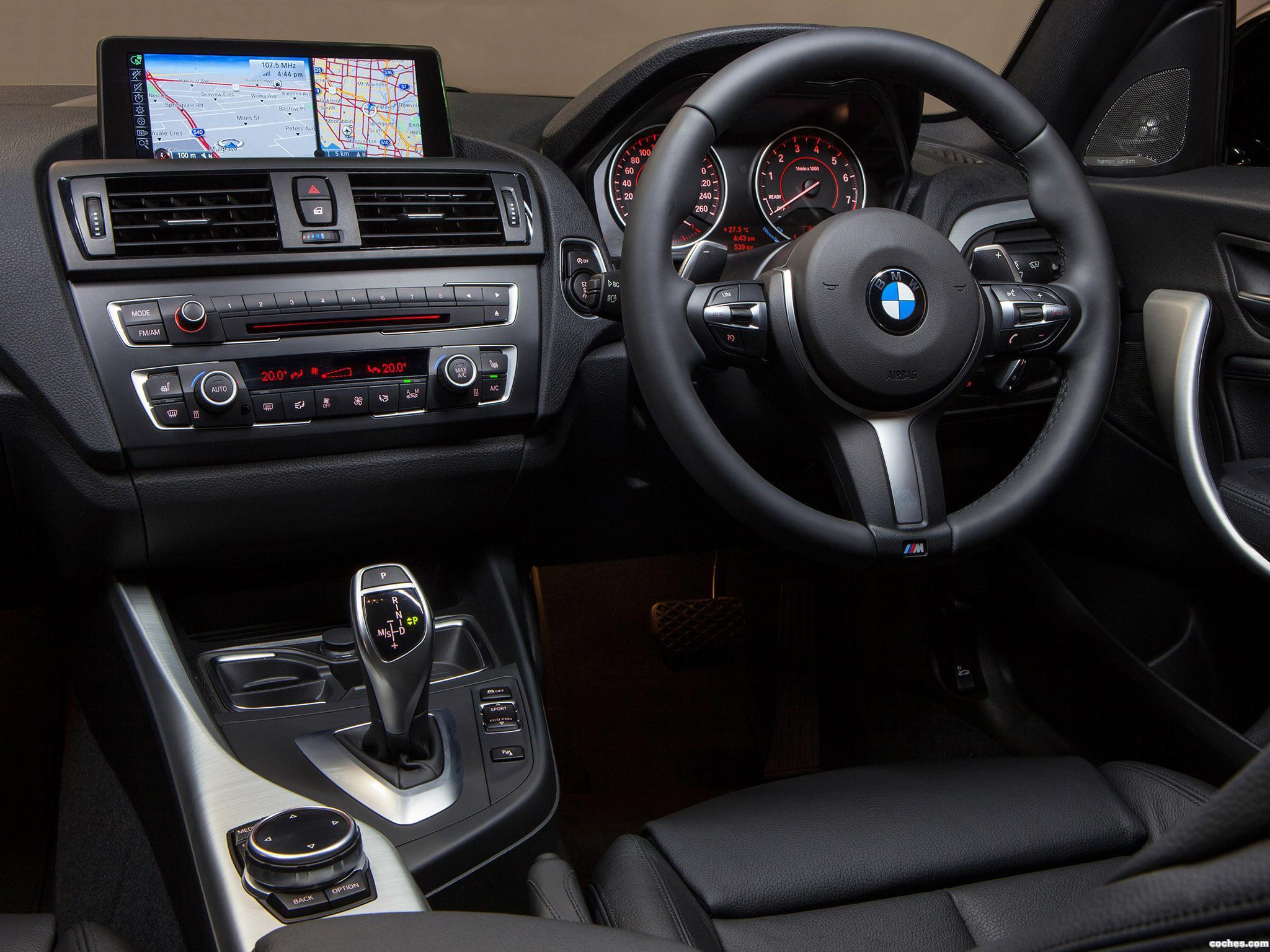 Foto 11 de BMW Serie 2 M235i Coupe F22 Australia 2014