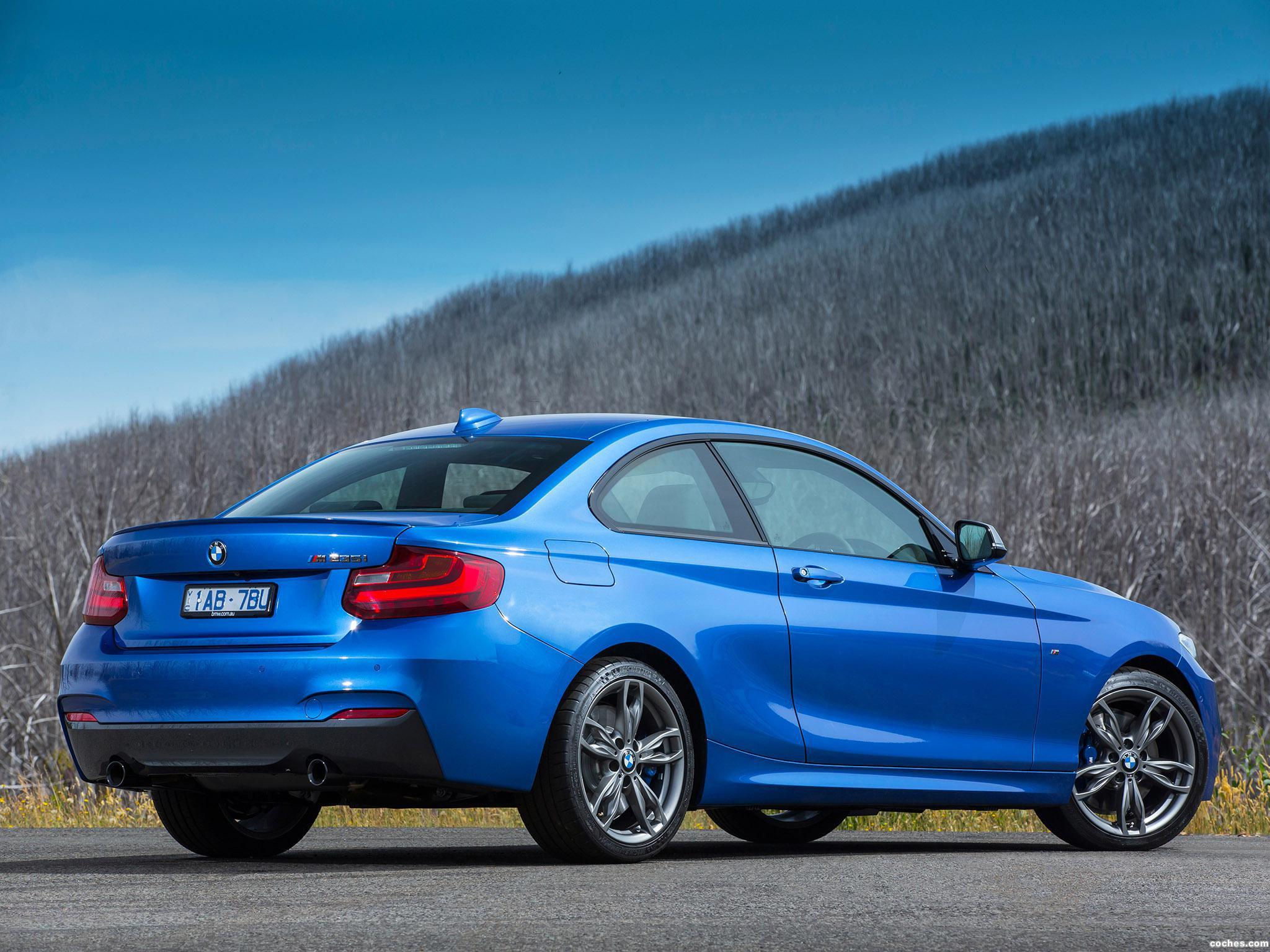 Foto 5 de BMW Serie 2 M235i Coupe F22 Australia 2014