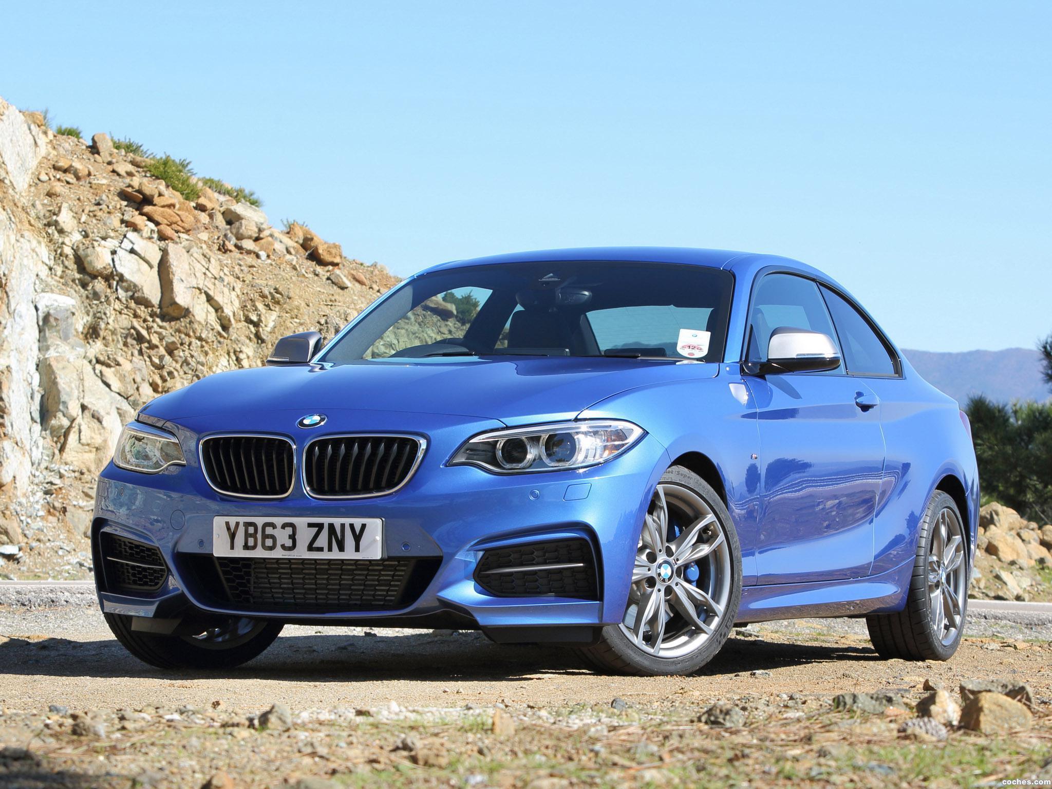 Foto 0 de BMW Serie 2 Coupe M235 F22 2014
