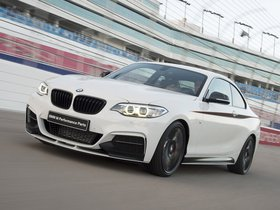 Ver foto 3 de BMW Serie 2 Coupe M235i M Performance Accessories F22 2014