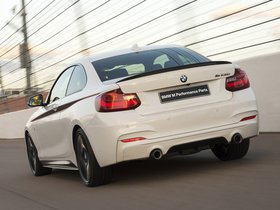Ver foto 2 de BMW Serie 2 Coupe M235i M Performance Accessories F22 2014