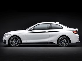 Ver foto 8 de BMW Serie 2 Coupe M235i M Performance Accessories F22 2014