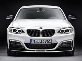 Ver foto 7 de BMW Serie 2 Coupe M235i M Performance Accessories F22 2014