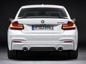 Ver foto 6 de BMW Serie 2 Coupe M235i M Performance Accessories F22 2014