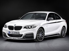 Ver foto 5 de BMW Serie 2 Coupe M235i M Performance Accessories F22 2014