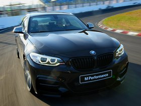 Ver foto 10 de BMW M235i Coupe Track Edition F22 2014
