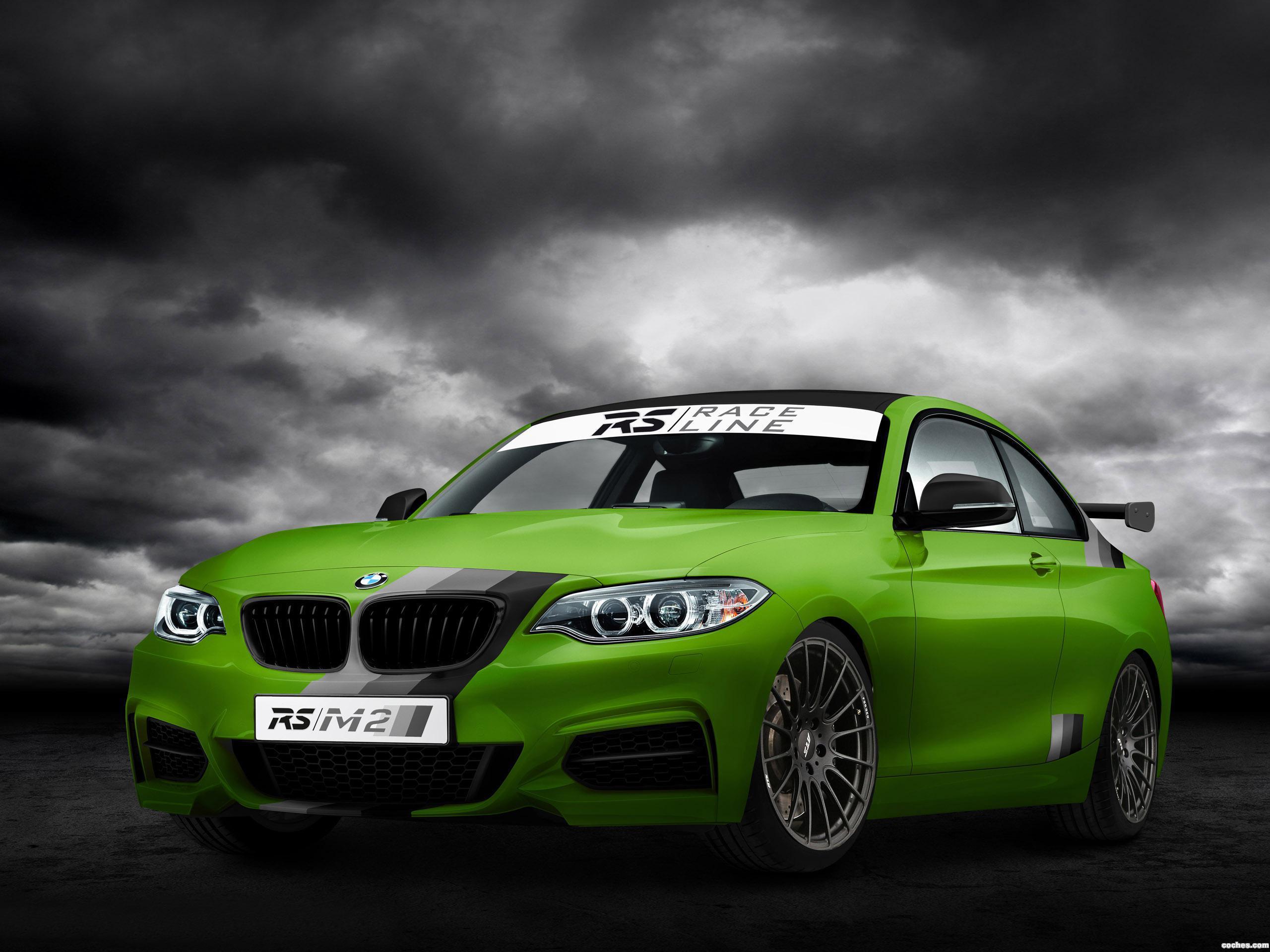 Foto 0 de BMW Serie 2 M235i RS Racingteam Green Hell 2014