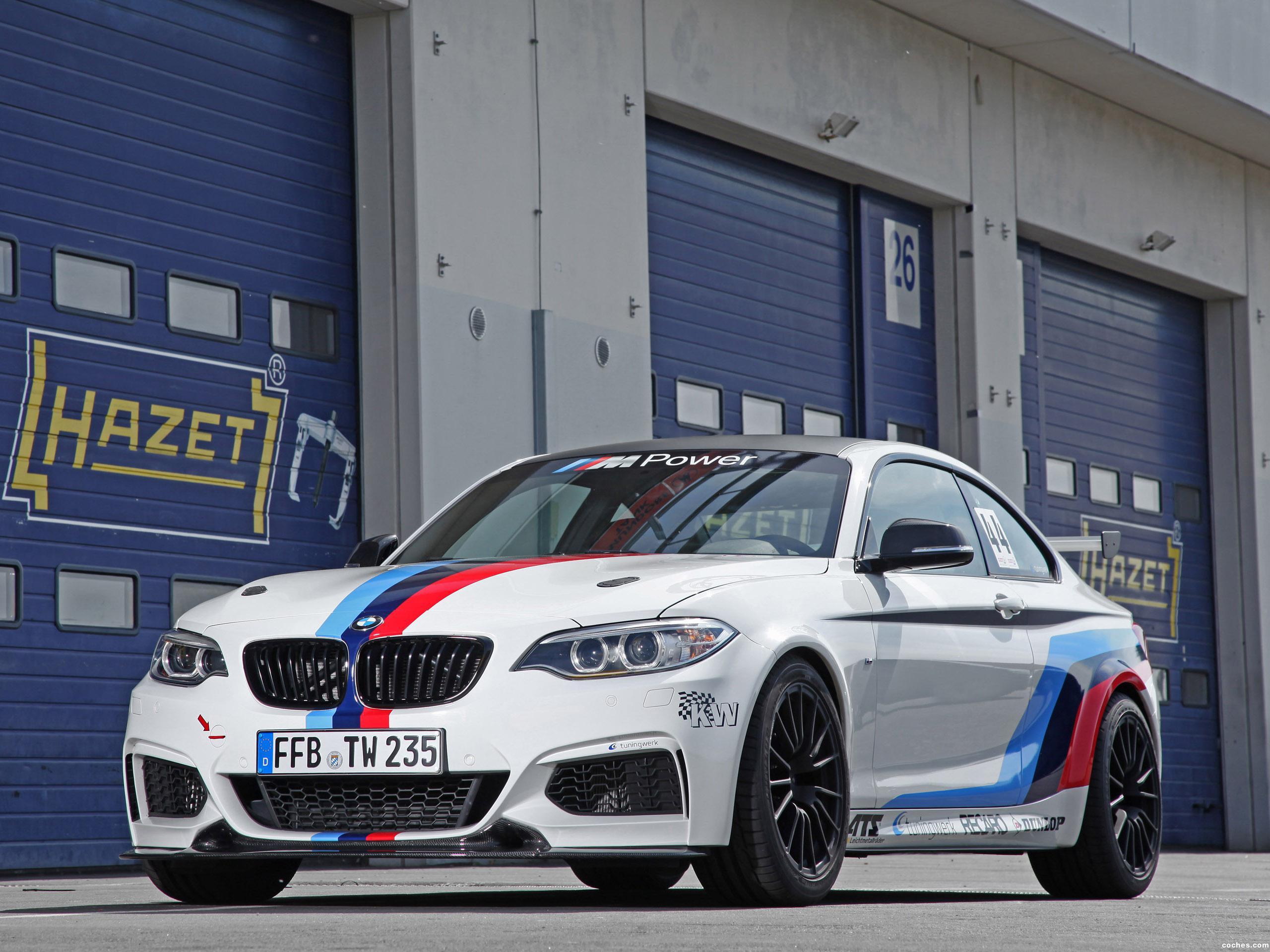 Foto 0 de BMW Serie 2 M235i RS Tuningwerk 2014