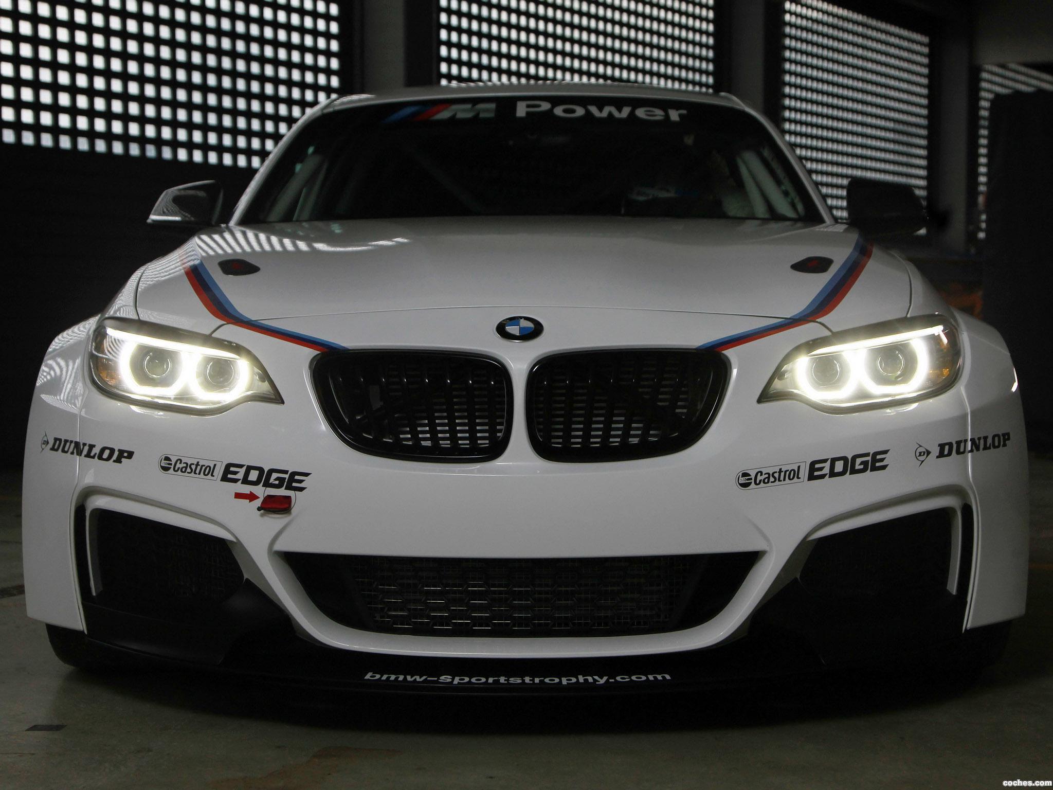 Foto 0 de BMW Serie 2 M235i Racing F22 2014