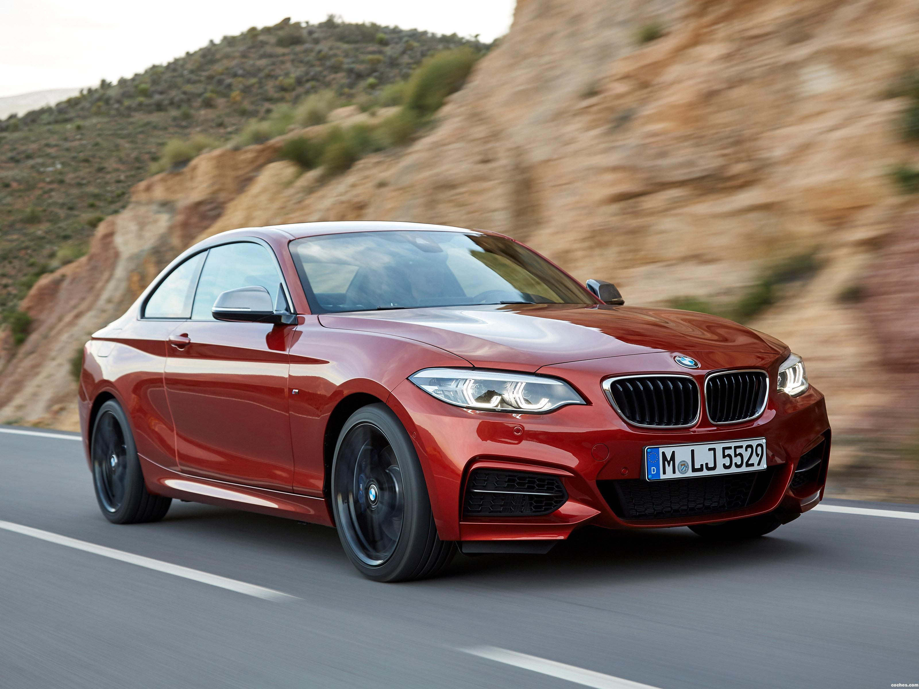Foto 0 de BMW M240i xDrive Coupe F22  2017