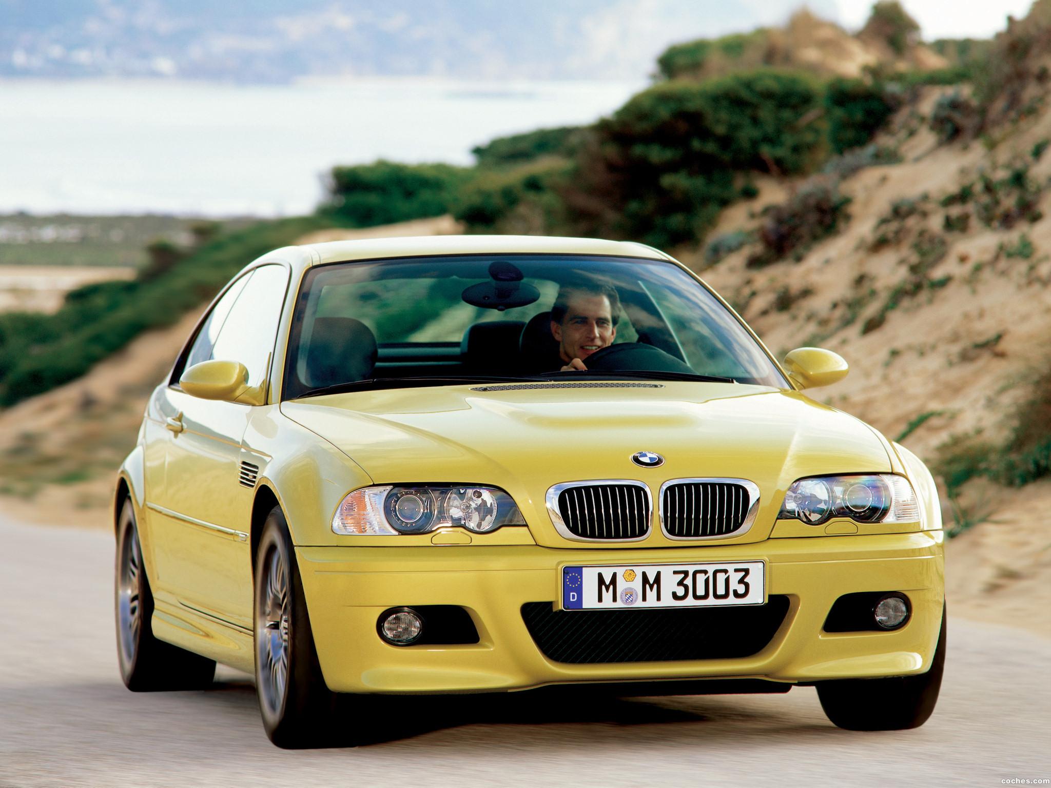 Foto 0 de BMW M3 E46 2000