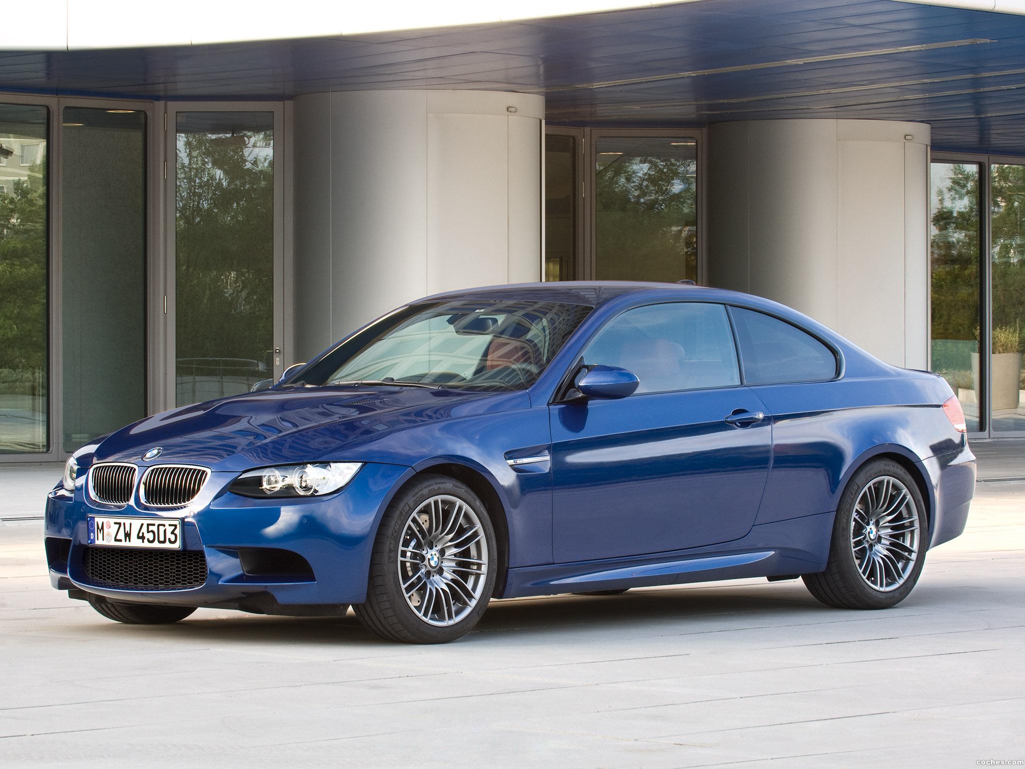 Foto 0 de BMW M3 Coupe 2007