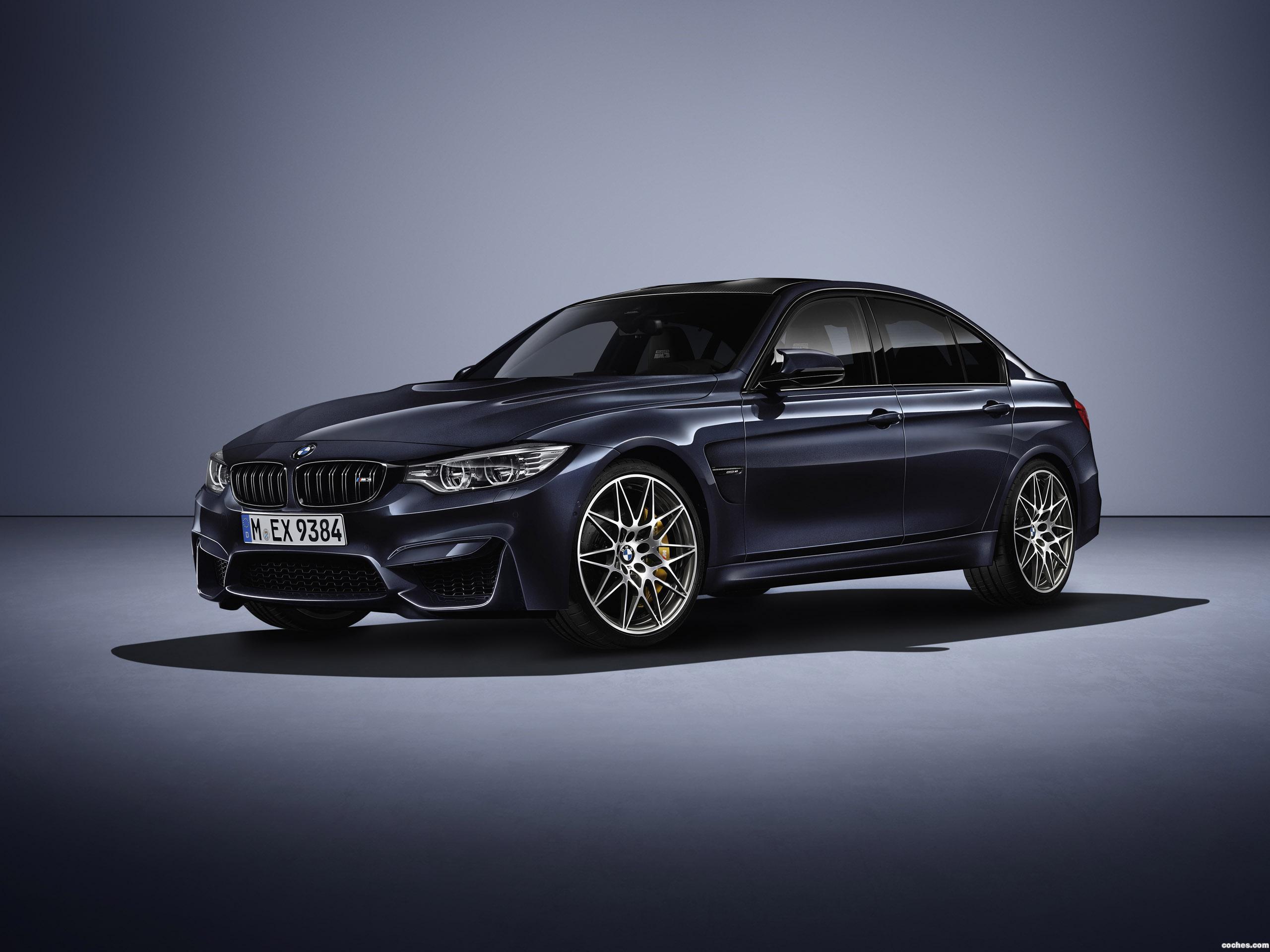 Foto 0 de BMW M3 30 Years M3 F80 2016
