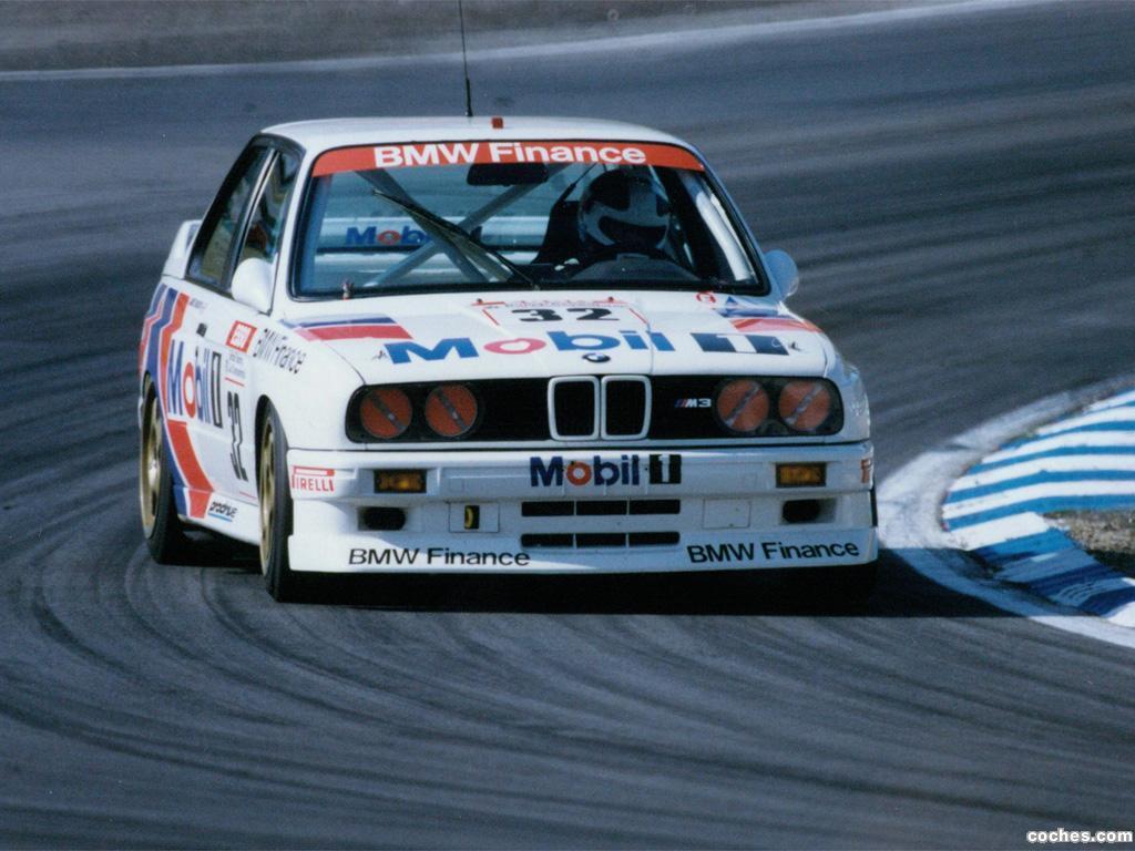 Foto 0 de BMW  M3 BTCC E30 1987