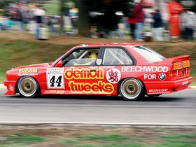 Ver foto 2 de BMW  M3 BTCC E30 1987
