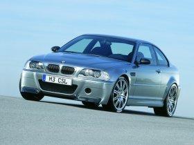 Ver foto 7 de BMW M3 CSL Concept 2002