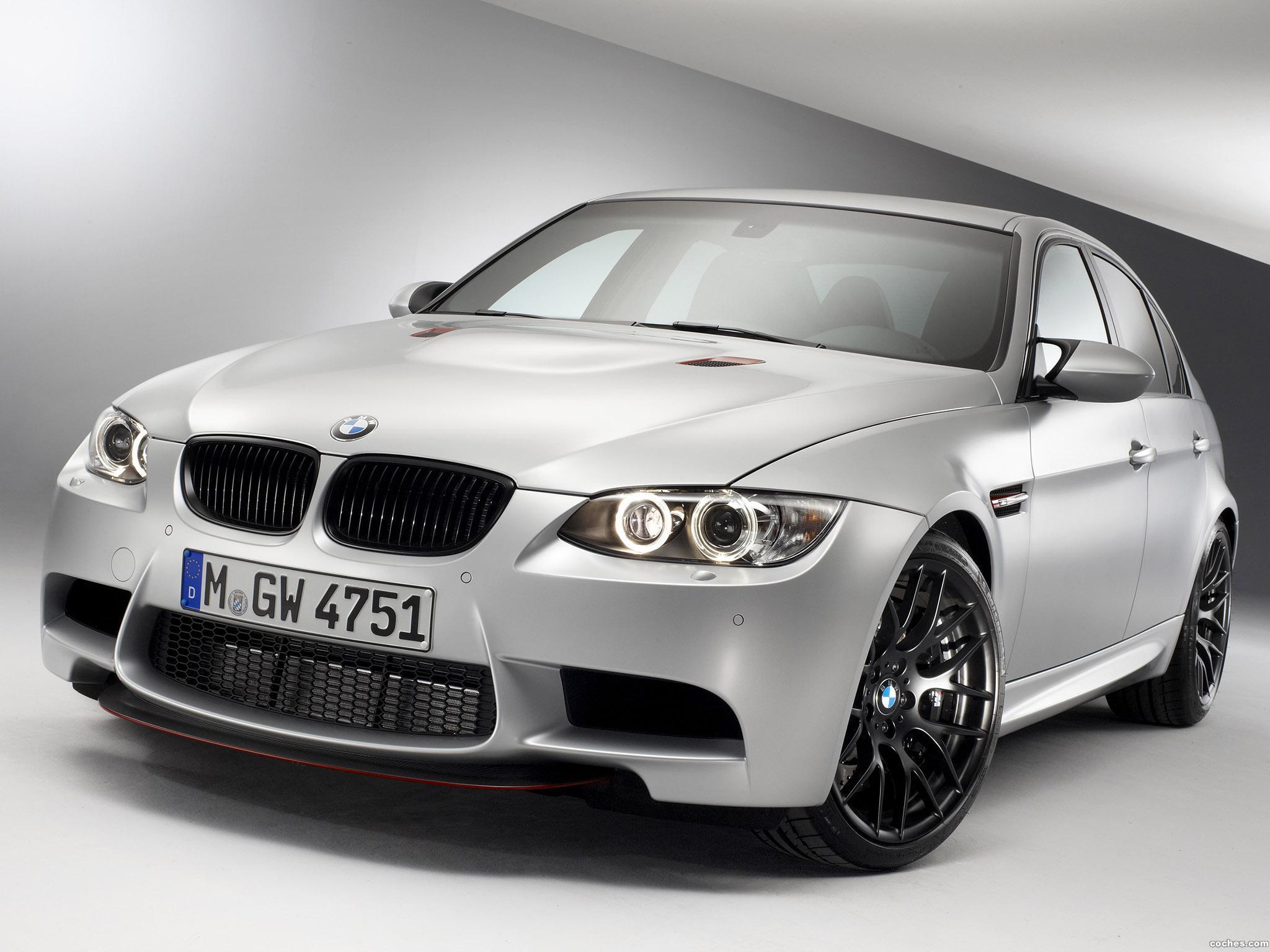 Foto 0 de BMW M3 CTR E90 2011