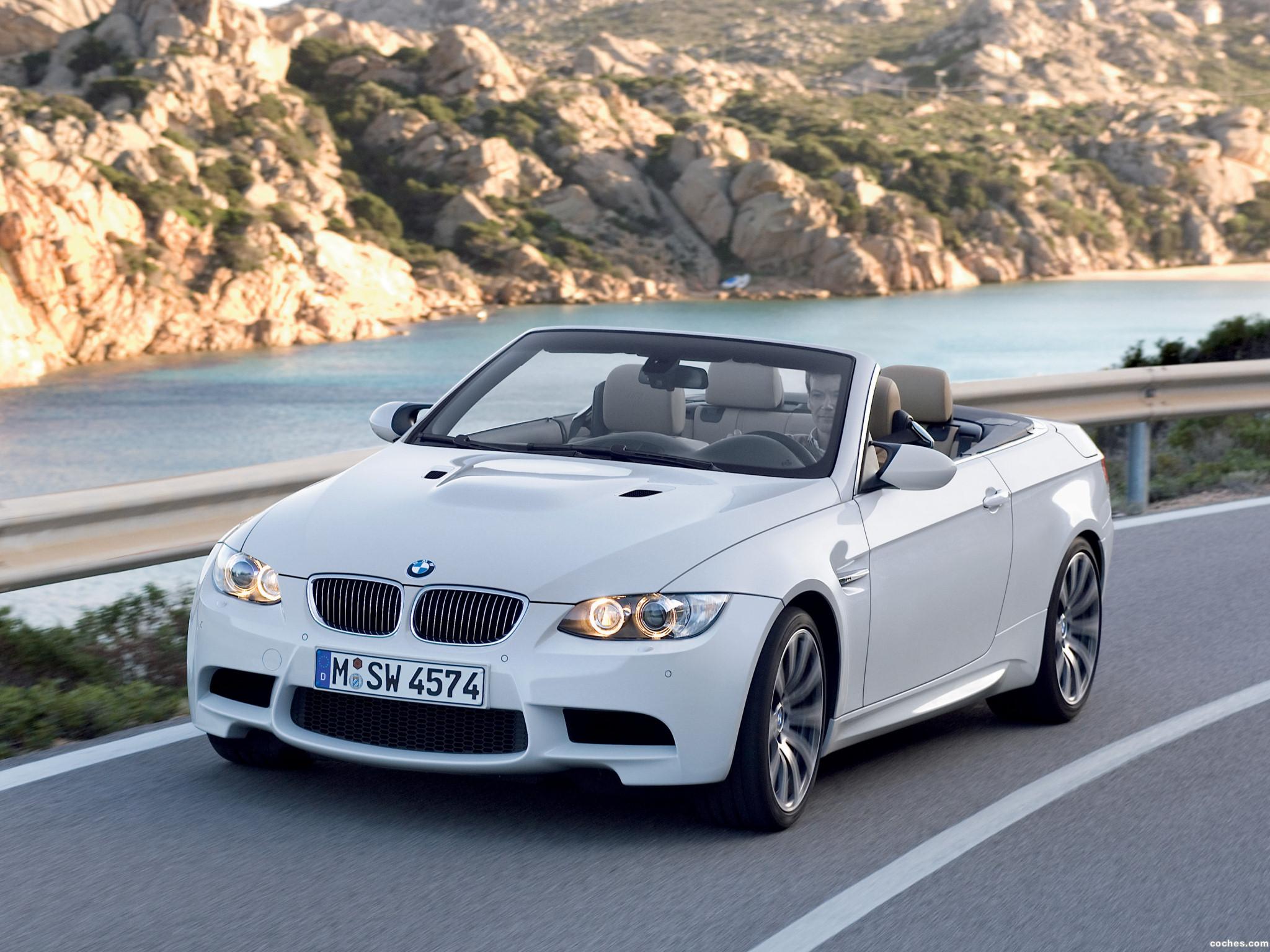 Foto 0 de BMW M3 Cabrio E93 2008