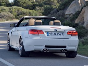 Ver foto 4 de BMW M3 Cabrio E93 2008