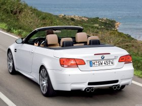 Ver foto 3 de BMW M3 Cabrio E93 2008