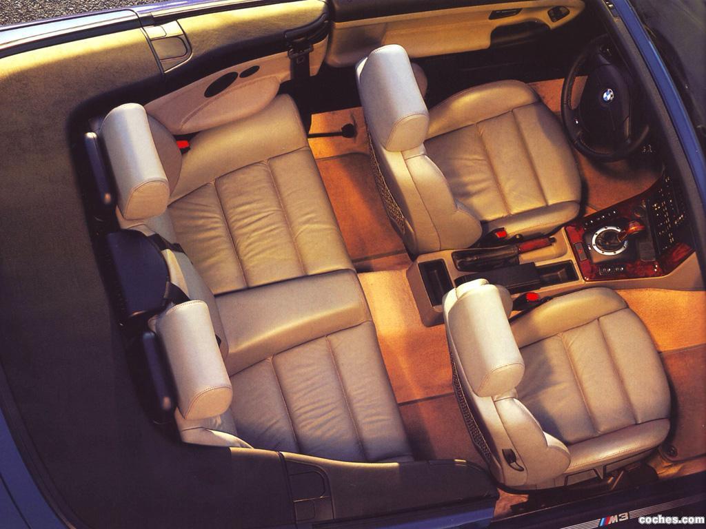 Foto 9 de BMW M3 Cabrio E36 1994