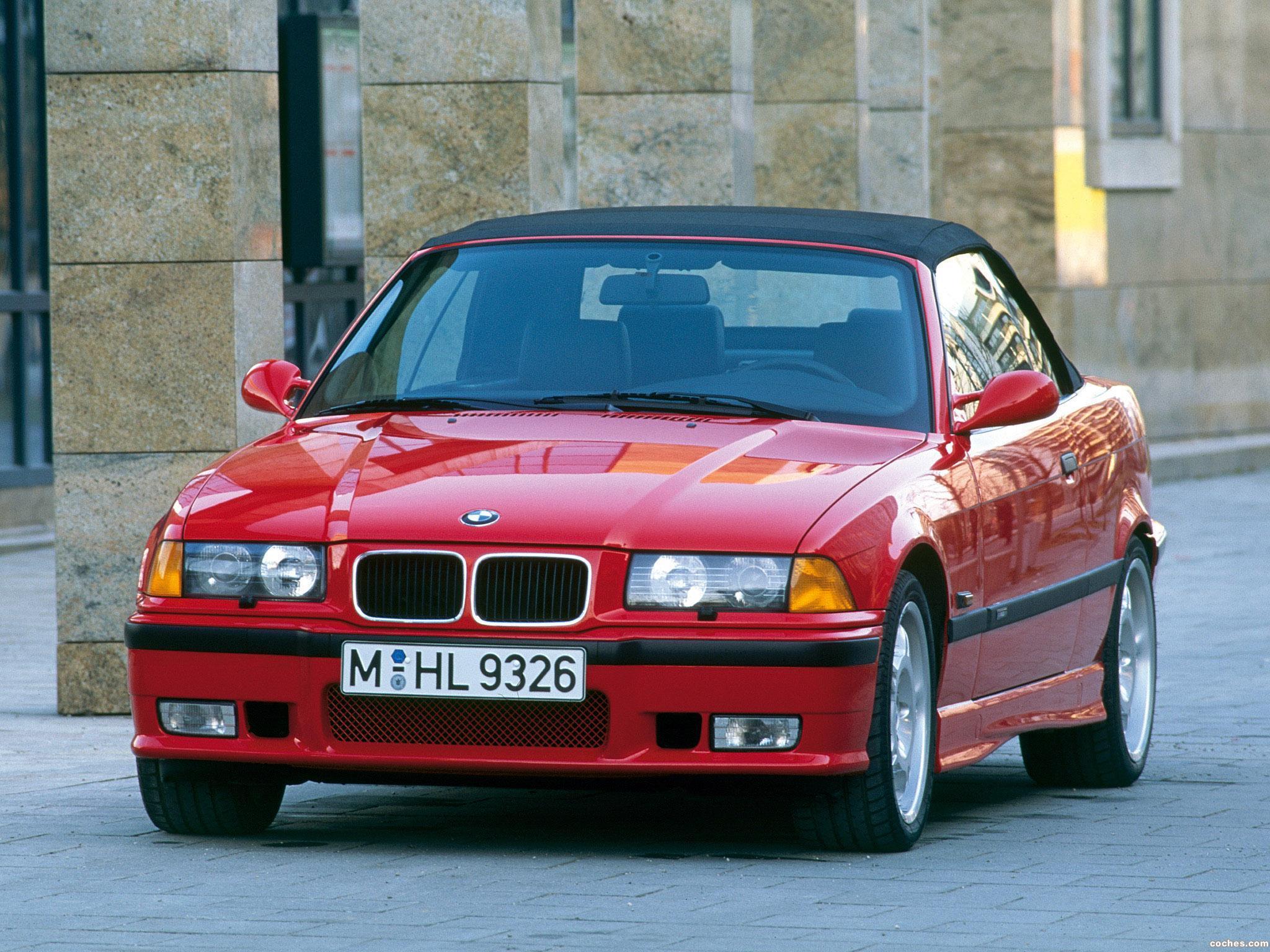 Foto 0 de BMW M3 Cabrio E36 1994