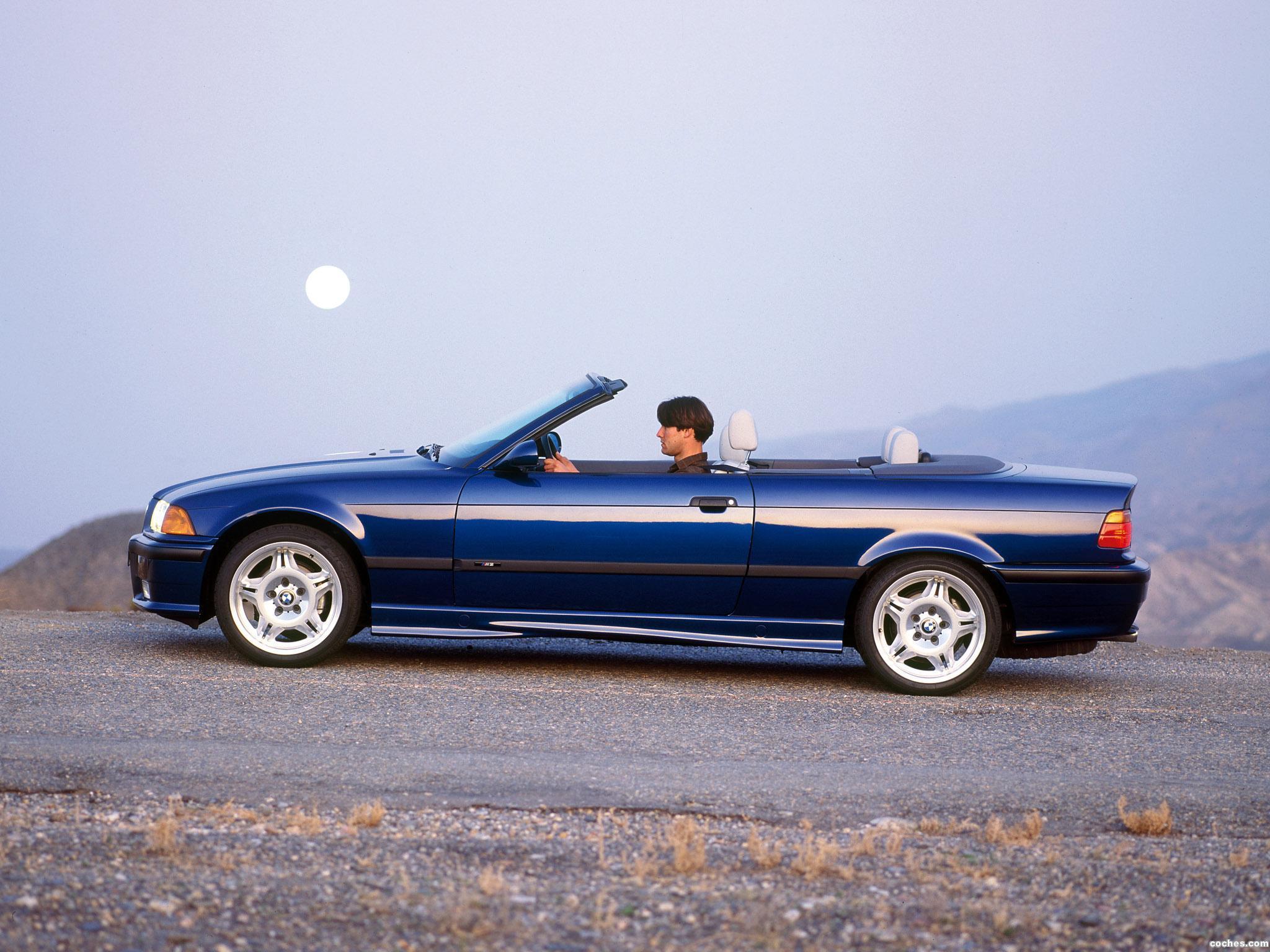 Foto 7 de BMW M3 Cabrio E36 1994