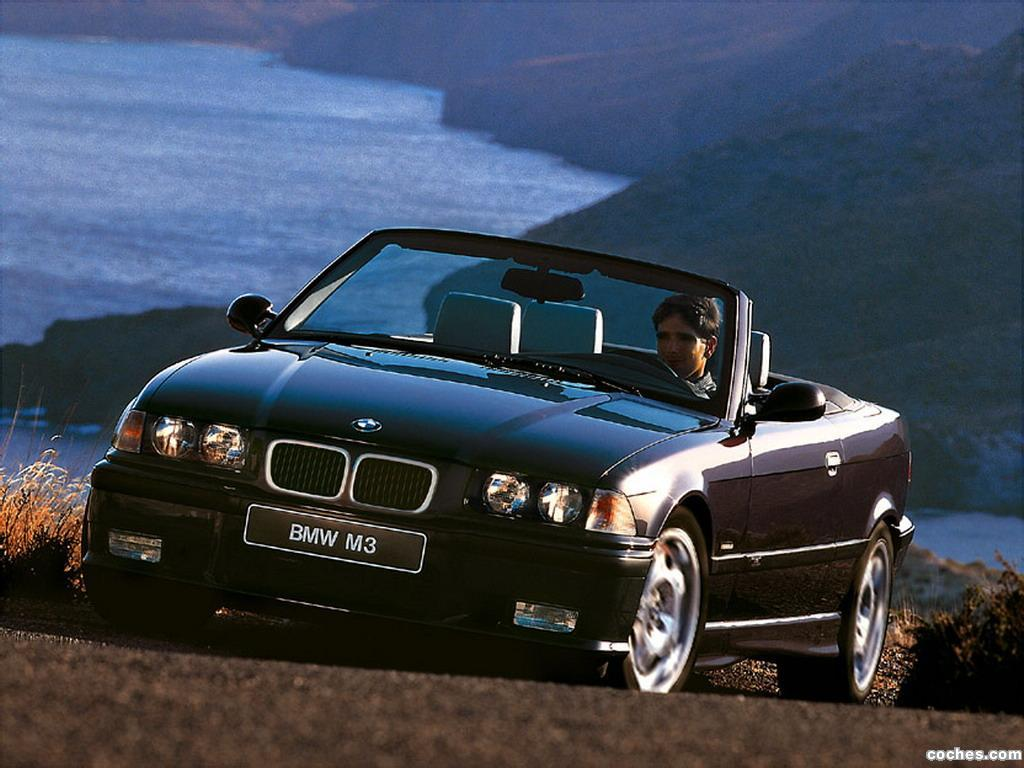 Foto 4 de BMW M3 Cabrio E36 1994