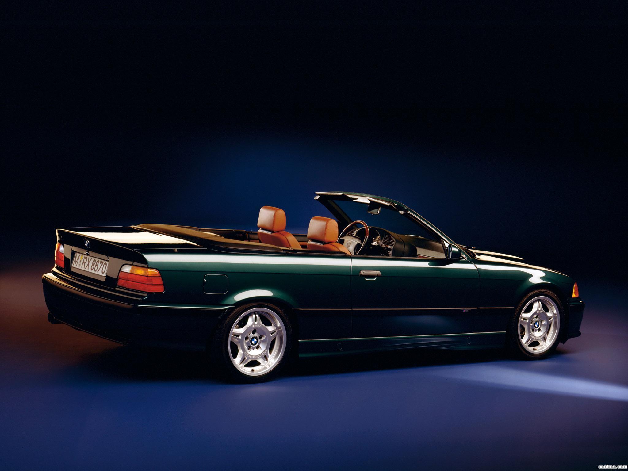 Foto 1 de BMW M3 Cabrio E36 1994