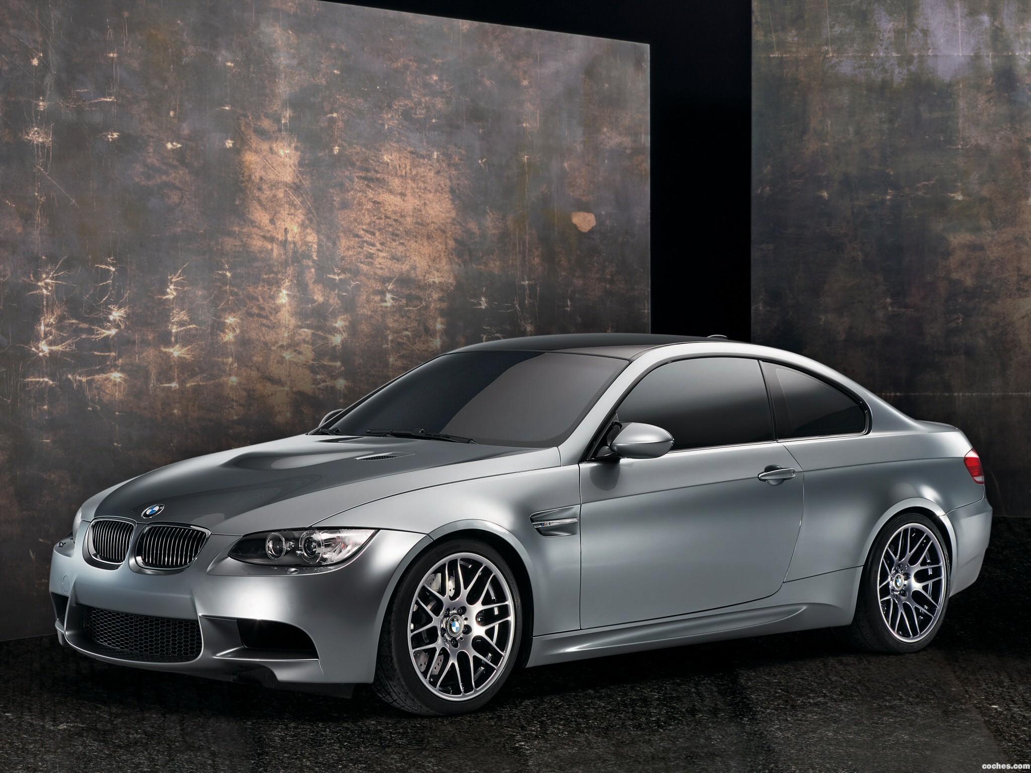 Foto 0 de BMW M3 Concept 2007