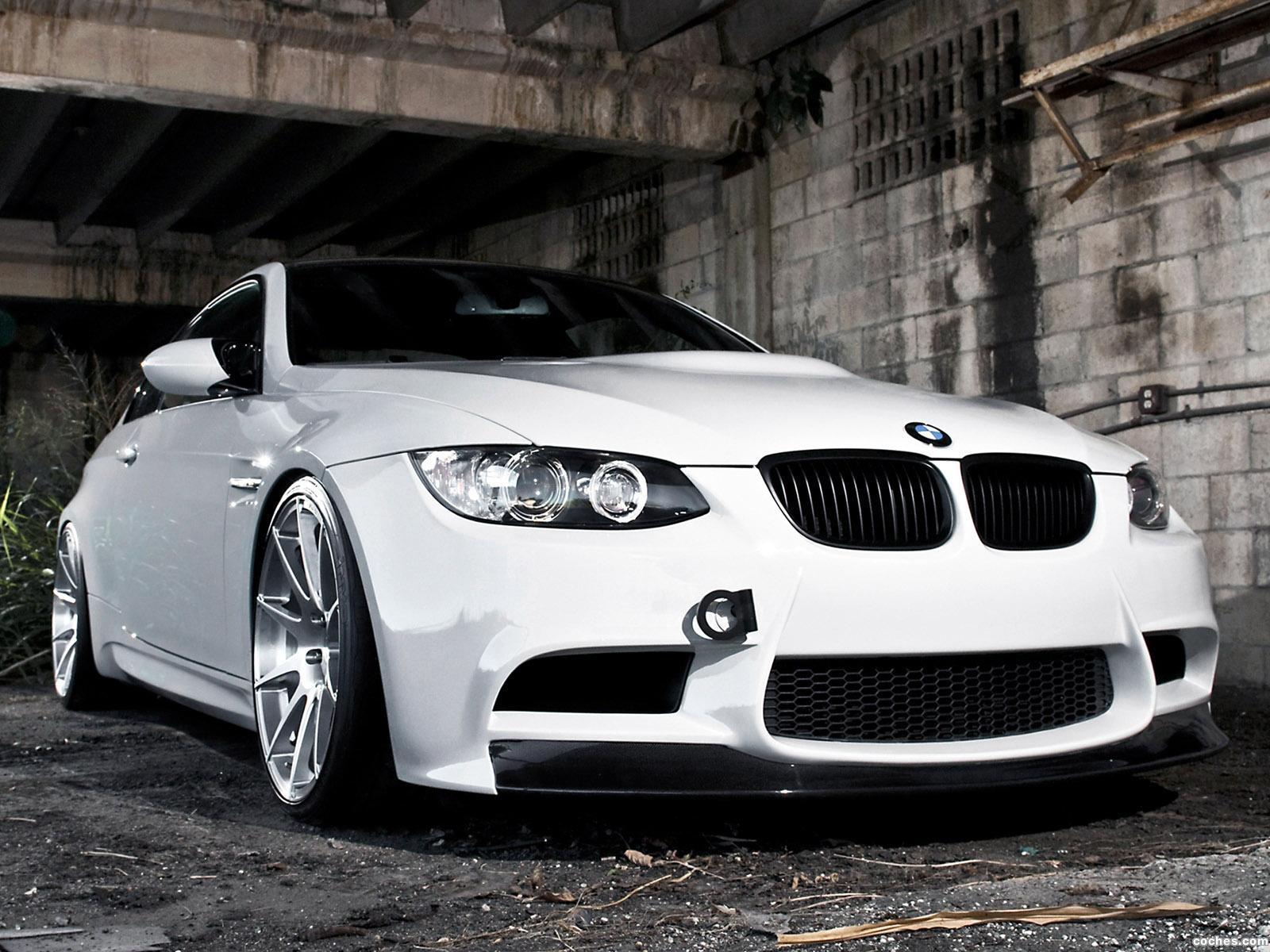 Foto 0 de BMW M3 Coupe by Active Autowerke E92 2009