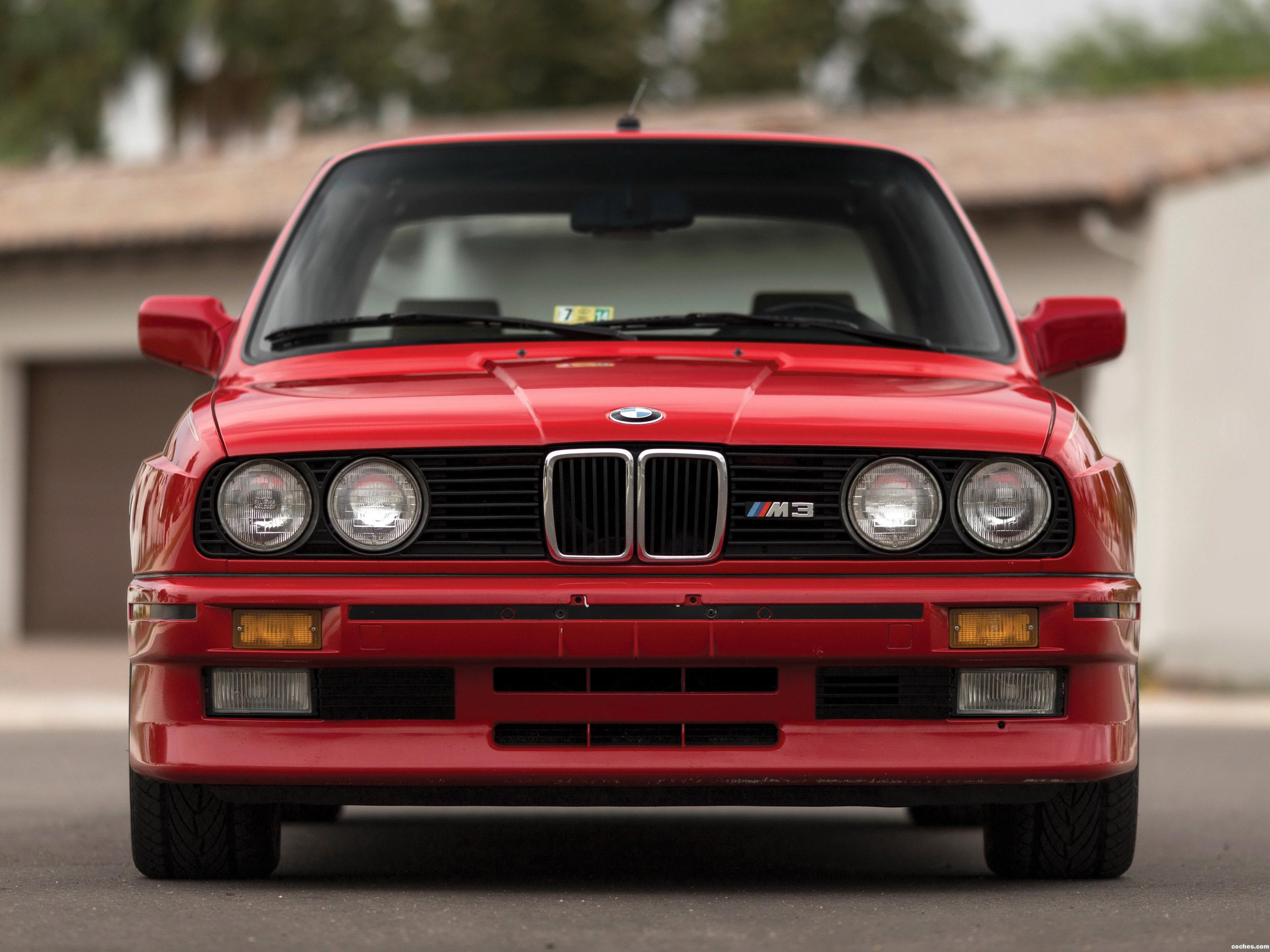 Foto 5 de BMW M3 Coupe E30 USA 1987