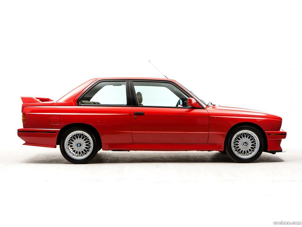 Foto 4 de BMW M3 Coupe E30 USA 1987