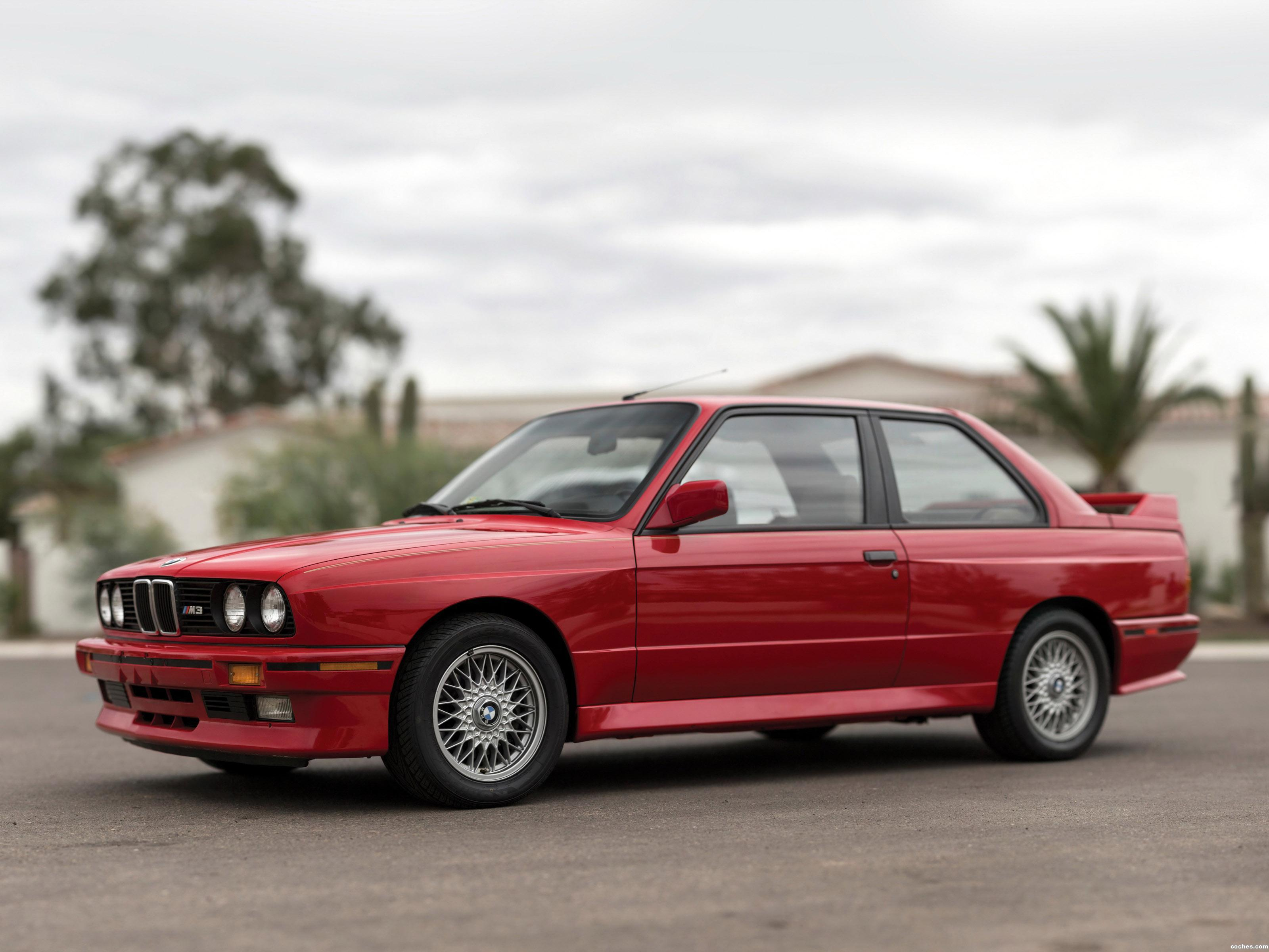 Foto 0 de BMW M3 Coupe E30 USA 1987