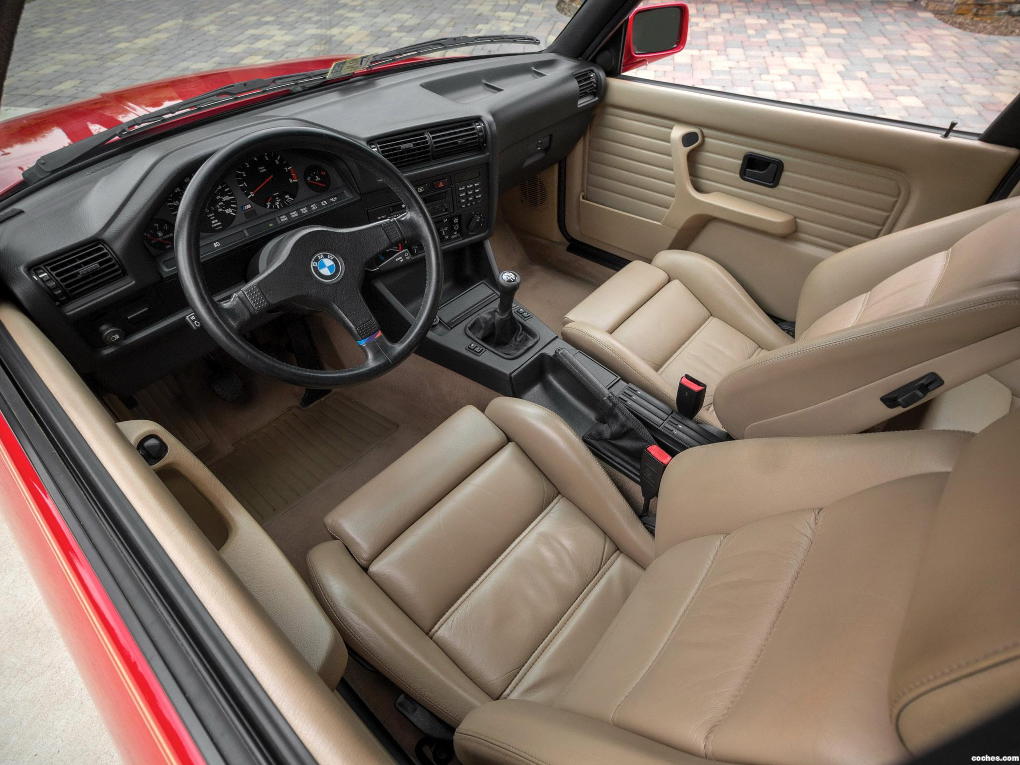 Foto 15 de BMW M3 Coupe E30 USA 1987