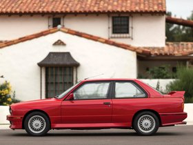Ver foto 7 de BMW M3 Coupe E30 USA 1987