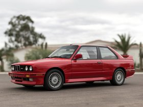 Ver foto 1 de BMW M3 Coupe E30 USA 1987