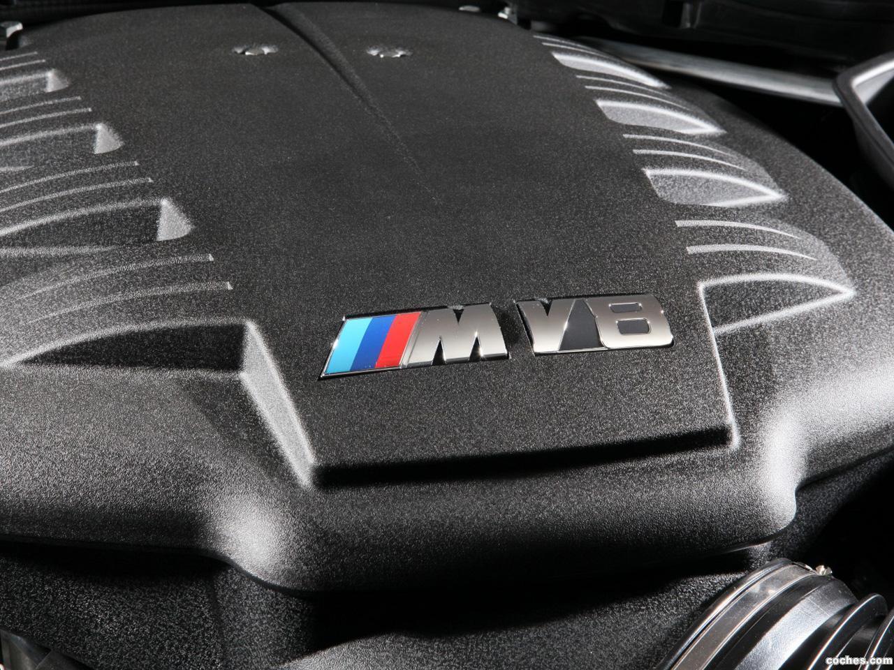 Foto 5 de BMW M3 Coupe Frozen Black Edition E92 2011