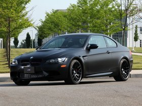 Ver foto 5 de BMW M3 Coupe Frozen Black Edition E92 2011