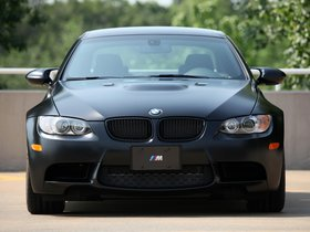 Ver foto 2 de BMW M3 Coupe Frozen Black Edition E92 2011