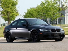 Ver foto 1 de BMW M3 Coupe Frozen Black Edition E92 2011