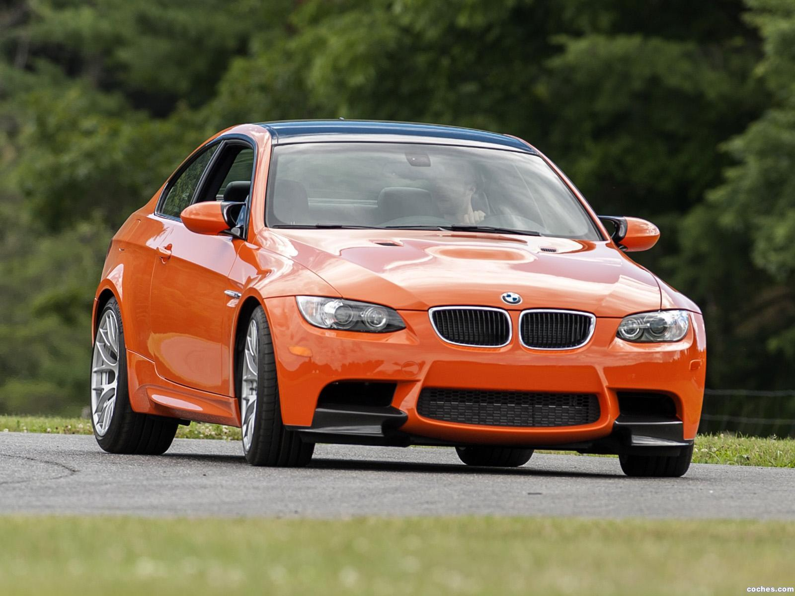 Foto 0 de BMW M3 Coupe Lime Rock Park Edition E92 2012