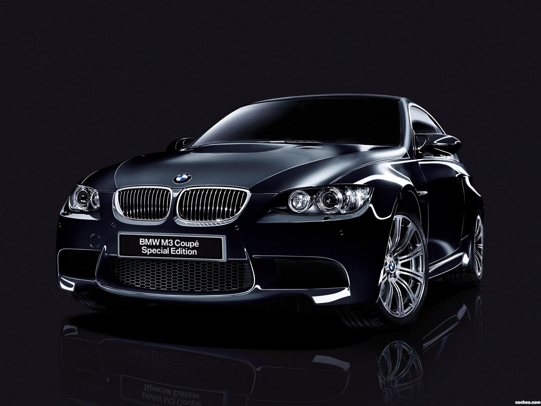 Foto 0 de BMW M3 Coupe Matte Special Edition E92  2011
