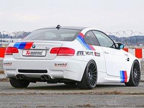 Ver foto 4 de BMW M3 Coupe by a-workx E92 2011